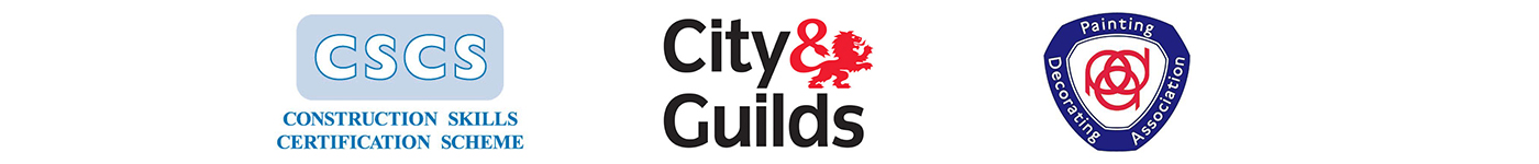Ignite Property Services - CSCS, City and Guilds, Painting and Decorating Association